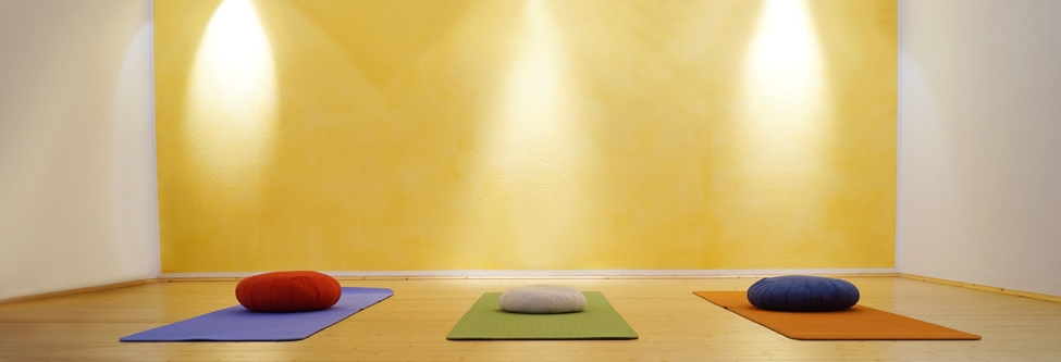 Yoga bei der Physiotherapie Brigant in Calw-Stammheim